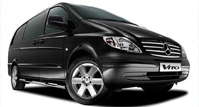 Mercedes Vito for rent Bucuresti
