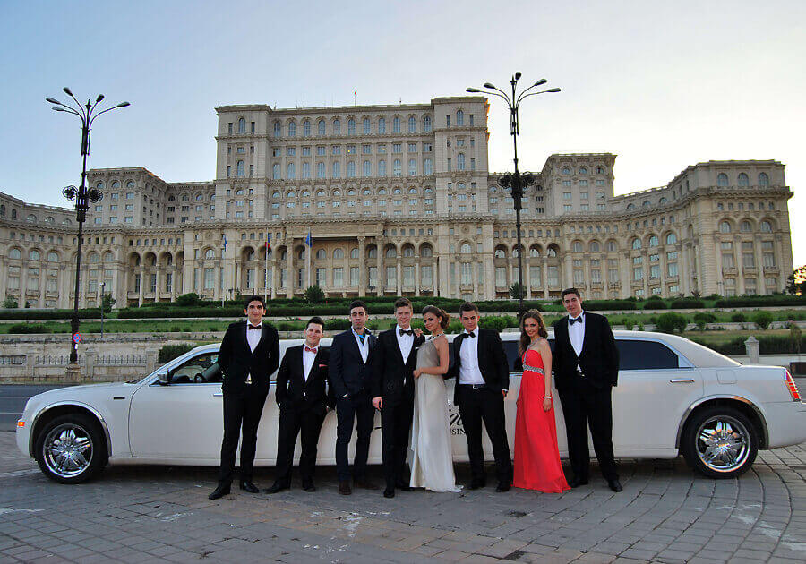 Limo service Bucharest