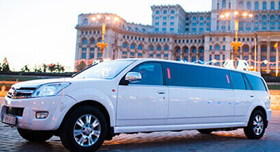 The Hover Limousine � rent a limousine in Bucharest , Romania at the best price in town