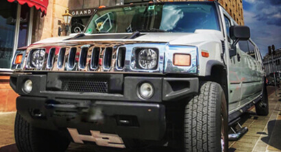 Rent a Limousine - Hummer H3 and H2